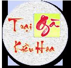 Logo Trại gà Đông Tảo Kiều Hoa