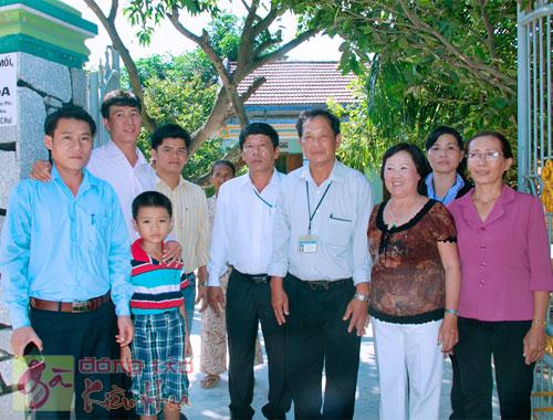 Phó Thủ Tướng thăm Trại Gà Kiều Hoa 5