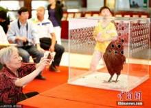 Hội thi sắc đẹp dành cho...gà tại  Trung Quốc